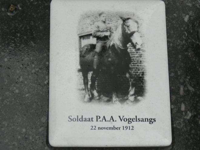 onderdeel Monument Veghel