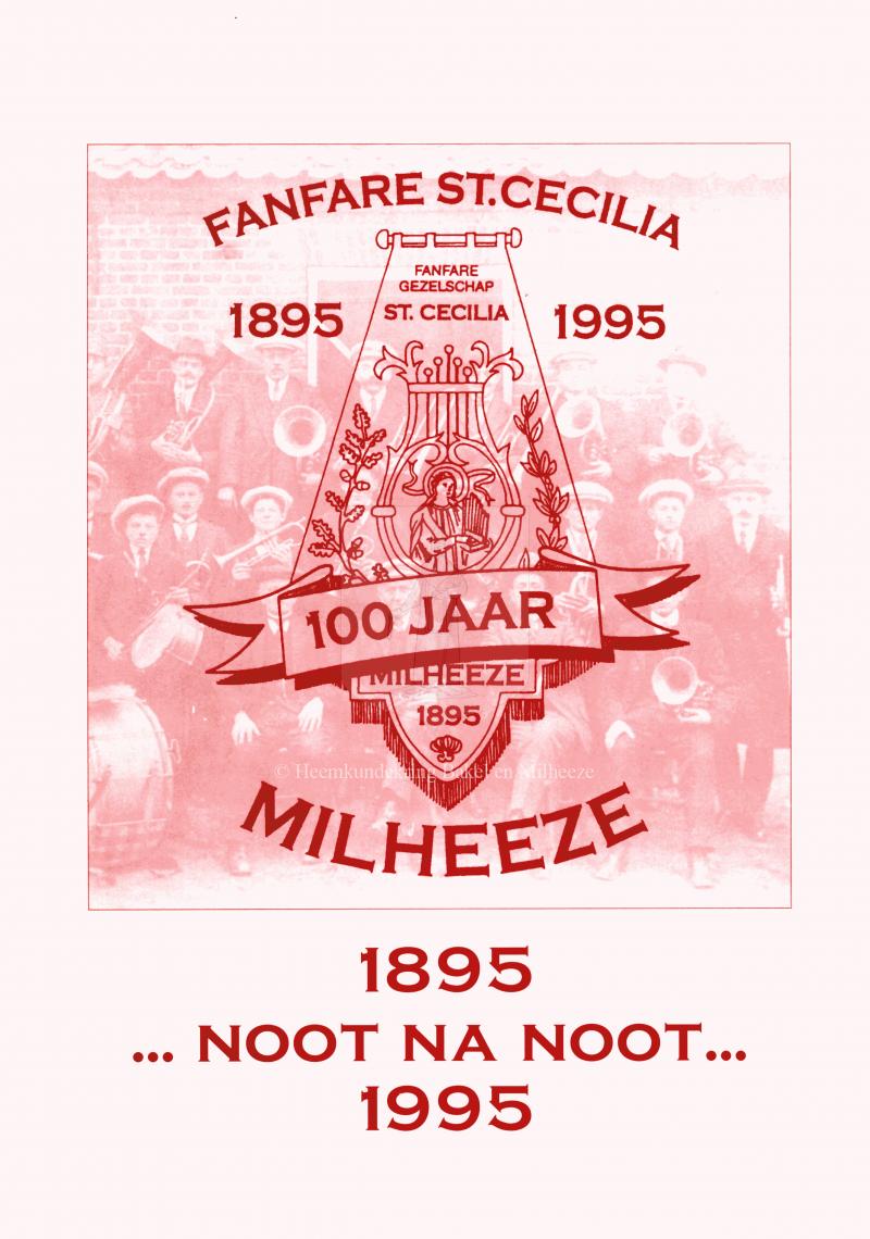 Fanfare st.cecilia milheeze - 1895-noot-na-noot