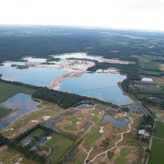 031-Uitzicht over de Bakelse Plassen en omgeving.