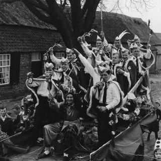 044-Carnavalsvereniging de Veenmollen uit Milheeze werd opgericht in 1961.