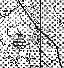 Meulenhof - kaart-pierre
