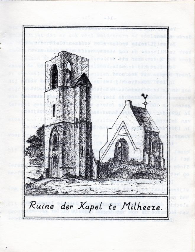 Milheeze onze parochie 125 jaar - 13