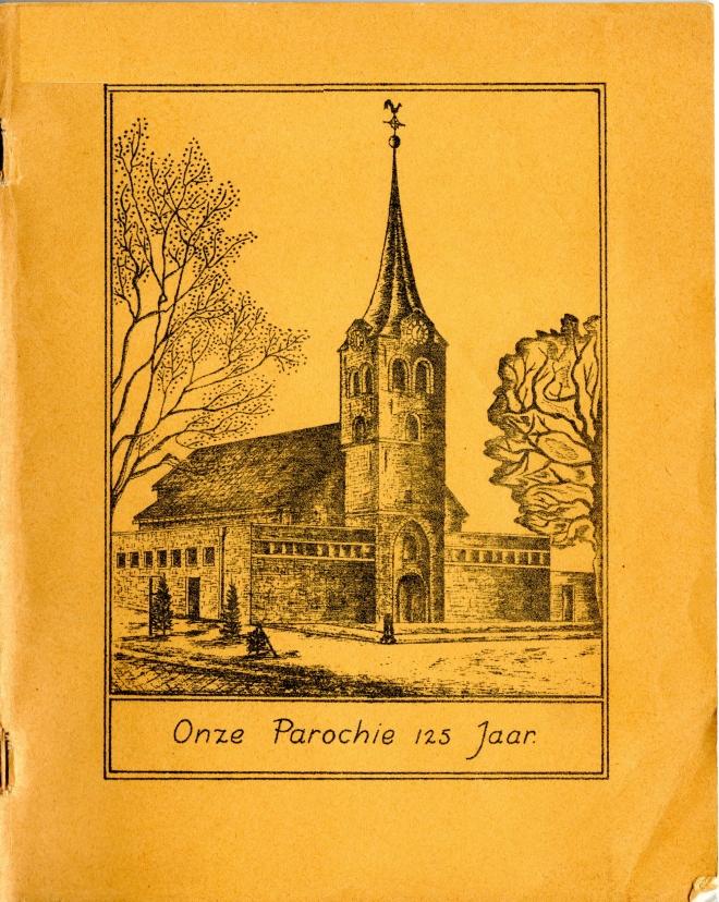 Milheeze onze parochie 125 jaar - milheeze-125-voorkant